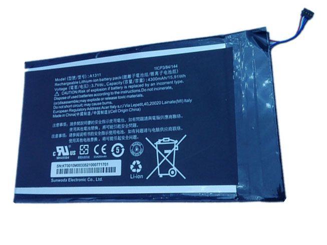 LAPTOP-BATTERIE Acer A1311