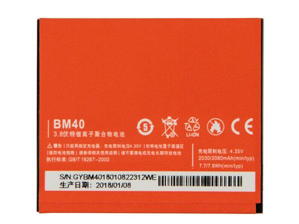 LAPTOP-BATTERIE Xiaomi BM40