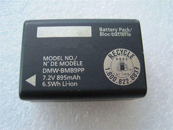 LAPTOP-BATTERIE Panasonic DMW-BMB9PP
