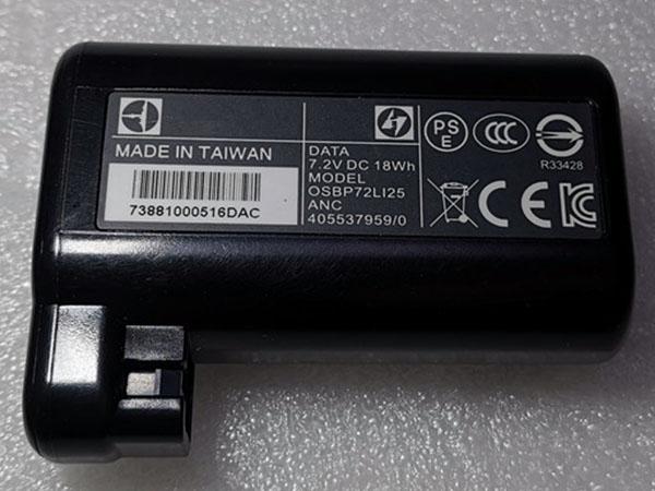 LAPTOP-BATTERIE Electrolux OSBP72LI25