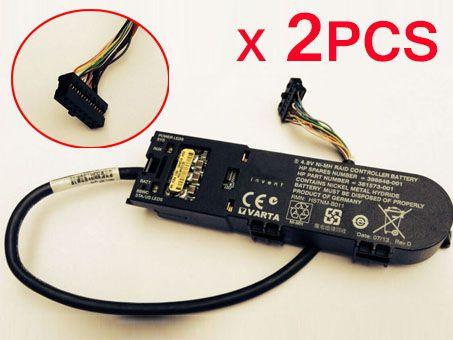 HP 398648-001 381573-001 4.8v ni-mh raid controller battery