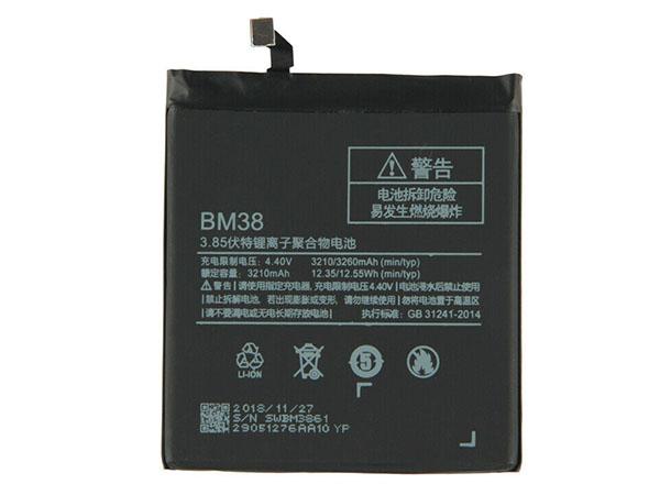 LAPTOP-BATTERIE Xiaomi BM38