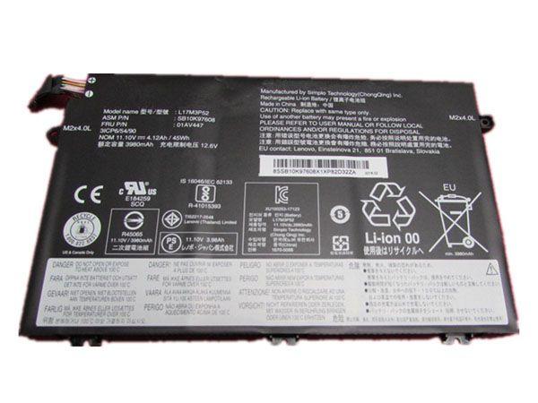 LAPTOP-BATTERIE Lenovo L17M3P52