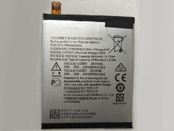 LAPTOP-BATTERIE Nokia HE351
