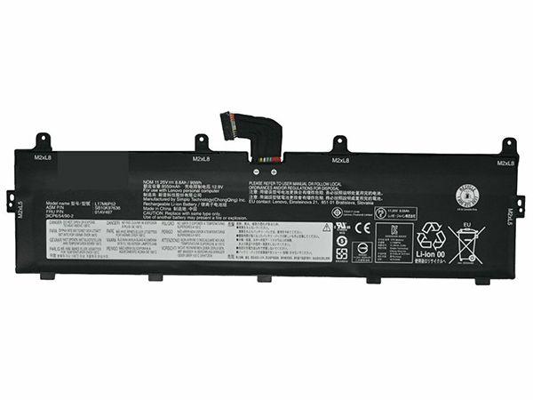 LAPTOP-BATTERIE Lenovo L17M6P52