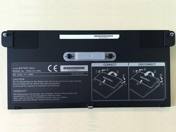LAPTOP-BATTERIE Toshiba PA3510U
