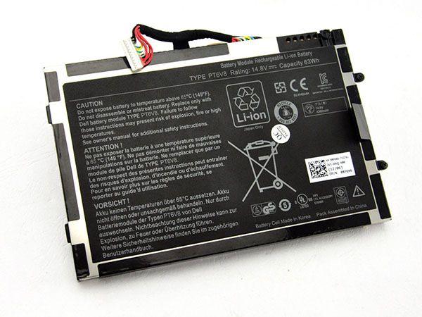 dell pt6v8 laptop akku kaufen laptop batterien f r dell. Black Bedroom Furniture Sets. Home Design Ideas