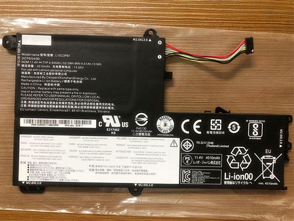 LAPTOP-BATTERIE Lenovo L15C3PB1