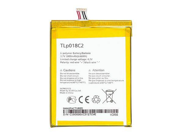 LAPTOP-BATTERIE Alcatel TLP018C2