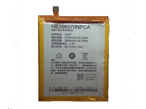 LAPTOP-BATTERIE CMCC HB396070NPCA